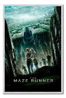 Maze Runner Official One Sheet Style Magnetic Notice Board Includes Magnets