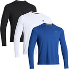 Under Armour 2014 Mens Long Sleeve UA Tech 2.0 T Shirt Gym Training