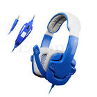 Stereo 7.1 Surround Pro Gaming Headset Headband Headphone Mic Tide New