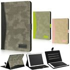 For Apple iPad Air Portfolio Case Tablet Cover Pouch with Stand Sleep Function