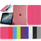 Ultra Slim Smart Stand Leather Case Cover for Apple iPad Mini 1 2 3