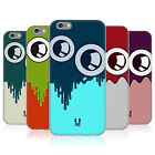 HEAD CASE MELT SLIME MONSTERS GEL REAR CASE COVER FOR APPLE iPHONE 6 4.7