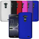 For LG G Flex Slim Hybrid Hard Case Clip On Shell Cover & Screen Protector
