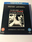 American Gangster [Blu-ray] 2008Triple play Brand new and sealed
