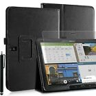 LEATHER SLIM STAND CASE COVER  SAMSUNG GALAXY NOTE PRO 12.2 INCH SM P900 TABLET