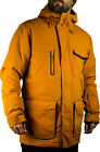 Billabong Revert Ski Jacket - Pumpkin Spice