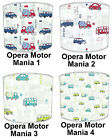 Lampshades Ideal To Match Arthouse Opera Motor Mania Bedding Sets & Duvet Covers