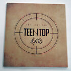 TEEN TOP - Teen Top 20's Love Two Exito (5th Mini REPACKAGE) CD+Photocard