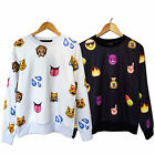 Emoji Sweatshirt 3d Printed emoji Hoodies sport clothes Casual men jogging Tops