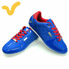 BRAND NEW VOI JEANS MURANO PERFORATED BLUE/RED MENS TRAINERS ON CLEARANCE SALE
