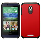 For HTC Desire 510 HARD Astronoot Hybrid Rubber Silicone Case Phone Cover