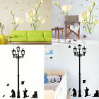 CHIC Removable Home Decor fashion beauty Wall Stickers Decal Vinyl Art Mural NEW