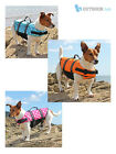 Dog Life Jacket Swimming Float Vest Buoyancy Aid Pet Dog XS - XL