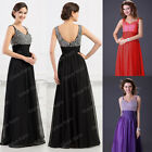 Womens Ladies Evening Long Dress Cocktail Ball Gown Prom Party Summer Maxi Dress