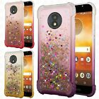 For Motorola Moto X 2nd Gen Leather 2 Tone Wallet Pouch Flip Case + Screen Guard