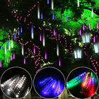 Meteor Shower Falling Star/Rain Drop/Icicle Snow Fall LED Xmas Tree String Light