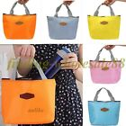 Insulation Handbag Thermal Picnic Lunch Bag Storage Waterproof Box Travel Tote