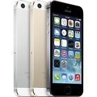 Apple iPhone 5S 16GB GSM Factory Unlocked  Smartphone Space Grey-Silver-Gold