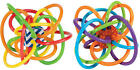 Manhattan Toy WINKEL Baby/Child Teether Toy/Rattle Teeth BN