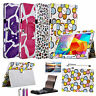 "Folio PU Leather Case Stand Smart Cover For Samsung Galaxy Tab 4 10.1"" SM-T530"
