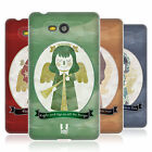 HEAD CASE CHRISTMAS ANGELS GEL REAR CASE COVER FOR NOKIA LUMIA 820