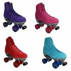 Indoor Roller Skates Sure Grip Boardwalk with Medallion Plus Wheels