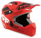 New 2015 MSR REV1 HELIX RED/BLACK Helmet S M L XL Motocross Enduro Road Legal