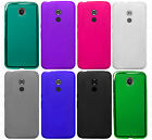 For Motorola Nexus 6 TPU CANDY Hard Gel Flexi Skin Case Phone Cover Accessory