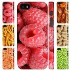 Sweets Food Snacks Full Wrap Cover Case for Apple iPhone 4 - 4S 5 - 5S - W25