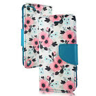 For iPod Touch 5th 6th Gen - Pu Leather Card Slot Wallet Flip Stand Cover Case