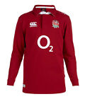 ENGLAND Away Classic L/S 2014/15 Junior Rugby Jersey (B872429-T38)