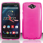 For Motorola Droid Turbo TPU CANDY Gel Flexi Skin Phone Case Cover Accessory
