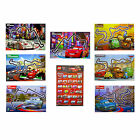 Disney Cars 2 Poster Kids Wall Art Pack Film Characters Racing Lego 8 Designs