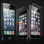 Premium Real Tempered Glass Screen Protector Film Guard for Apple iPhone New