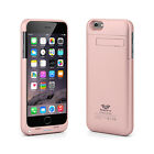 New External Battery Case Power Charger Charging Cover For iPhone 6/6 Plus/6s