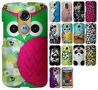 For Motorola Moto X 2nd Gen Rubberized HARD Protector Case Snap On Phone Cover