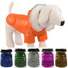 pet Waterproof small dog winter jacket Cat Puppy rain coat dogs clothes clothing