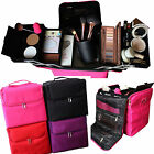4 Color Makeup Beauty Salon Studio Nail Art Technician Tool Train Box Bag New