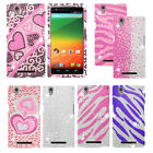 For  ZTE ZMAX Z970 Bling Hard Cover Case Accessory