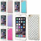 Color Diamond Bling Rhinestone Hard Deluxe Case Cover for iPhone 6 Plus 5.5 inch