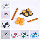 Colorful Button Keypad Replacement Button Repair Parts Set For PSP 3000