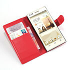 wallet Stand Leather Case Cover for Huawei Ascend G6 LTE 4G