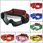 Youth Junior Children Child Kids Bike Motorbike Motorcycle Motorcross MX Goggles