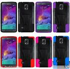 Quality Phone Cover Case + SCREEN PROTECTOR For Samsung Galaxy Note 4 / SM-N910