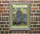 Southern Pacific - Yosemite - Reproduction Railroad Travel Poster