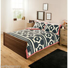 Giant Ikat Tribal Duvet Set - Single / Double / King - New