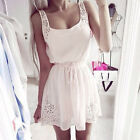 Sexy Summer Women Casual Dresses Sleeveless Cocktail Short Mini Dress Reliable