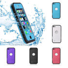 Waterproof Shockproof Dirt Snow Proof Case Cover for Apple iPod Touch 6&Touch 5