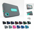 for HTC Desire 816 | Armor Stand Heavy Duty Hybrid Case Cover+Prytool