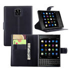 9 Colors Wallet Flip Leather Cover Case Pouch For BlackBerry Passport Q30 a